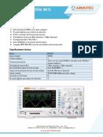 Osciloscopio de señal mixta_MSO1104Z