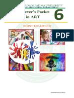 ART 6 LEARNING PACKET week2-3