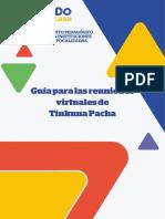 Guía para las reuniones virtuales de Tinkuna Pacha (3)