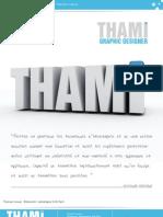 Brochure Thameur Aissaoui
