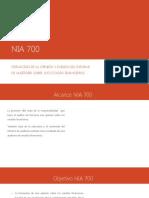 Presentacion NIA 700.pptx
