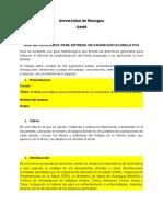 Guia metodologica para trabajo de investigacion