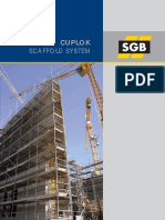 Cuplok Scaffold System Brochure