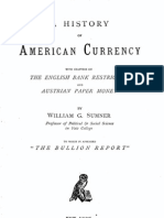 History of American Currency
