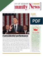 February Community News