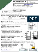 Controle 1 . 5 S1 1AC Inter (Www.AdrarPhysic.Fr)