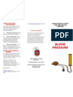 Blood Pressure Brochure