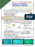Cours  Modulation d'amplitude _bac info