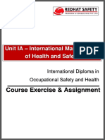 Unit IA - Course Exercise & Assignment