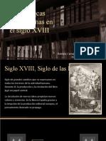 Bibliotecas novohispanas en el siglo XVIII (1)
