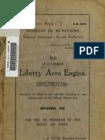 Liberty Engine History (1918)