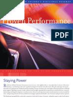 Progress Report Brochure 2010