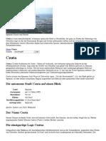 Ceuta im Norden Afrikas Sehenswürdigkeiten, Geschichte, Urlaub