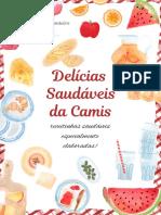 DELÍCIAS SAUDÁVEIS DA CAMIS