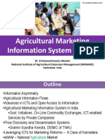agricultural marketing information system in india 29 june 2016
