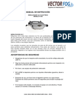 Nebulizador Vector c100 Ulv 2