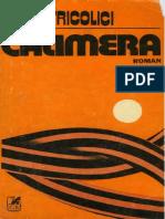 Chiril Tricolici - Calimera 1.0 '{Literatură}.docx