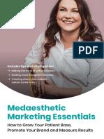 RealSelf Ebook - Medaesthetic Marketing Essentials
