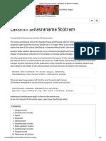 Lakshmi Sahasranama Stotram - Hindupedia, the Hindu Encyclopedia.pdf