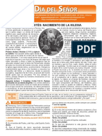 DOMINGO-SOLEMNIDAD-DE-PENTECOSTÉS-31-DE-MAYO-2020-Nº-2524-CICLO-A
