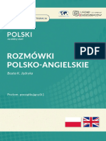 Polish-English Phrasebook (Rozmówki-polsko-angielkie)