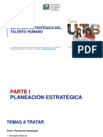 2. Planeación Estrategica
