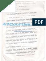 6 Kenyan MP's Drug Dossier-The Complete 50 Page Top Secret Dossier.
