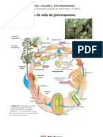 Biologia - Volume 02 - Dos Organismos 08 Ciclo de vida da gimnosperma