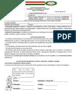 GUIAS DE APRENDIZAJE 4°- PERIODO 3 -OCTUBRE lista