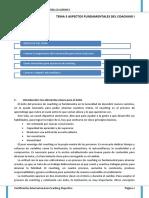 Tema 3 Aspectos fundamentales del coaching I