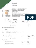 Frequência natural das barras, flong  f transv.xlsx