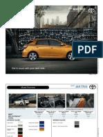 Matrix brochure