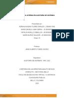 Actividad 2 Analisis Caso Auditoria Sistemas