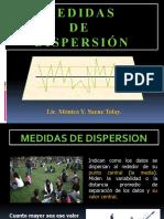 CLASE DE MEDIDAS DE DISPERSIÓN.pptx