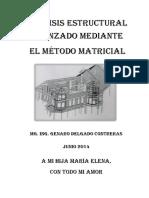 libro del metodo matricial