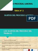 CLASE N° 2 SUJETOS PROCESALES.pdf