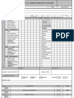 HSE-F-031 Check list Minivan