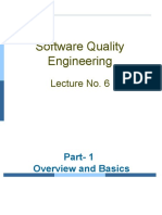 Software Quality Engineering Lec 6