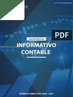 PCGE Informativo Contable