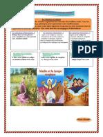 Les Fiches Français 5AP 2G Projet_2