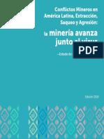 Conflictividad Minera y Covid 2020 1