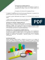 OBJETIVOS DE LA CONTABILIDAD GUBERNAMENTAL