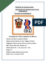 PSPM_ Investigación del Poder legislativo