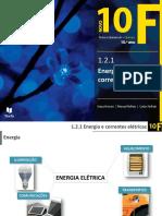 1 - Energia e correntes elétricas
