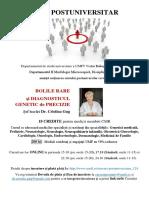 Curs postuniversitar Genetica  10.2020_AFIS