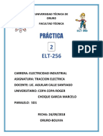 256 PRACTICA1  TRACCION ELECTRICA