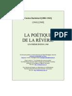 Gaston Bachelard - Poetique_de_la_reverie