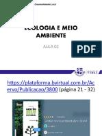Ecologia e Meio Ambiente (1)