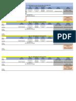 CRONOGRAMA DE ACTIVIDADES MGP III A SETIEMBRE 2020
