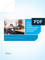Políticas e o Processo Ensino-Aprendizagem na Educação Inclusiva